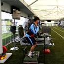 The Aspire Academy has designed the first gym embedded inside a training camp, ending the issue of indoor facilities being located far away from training grounds, which were also built indoors by the Academy. EFE/AC/AK.BIJURAJ