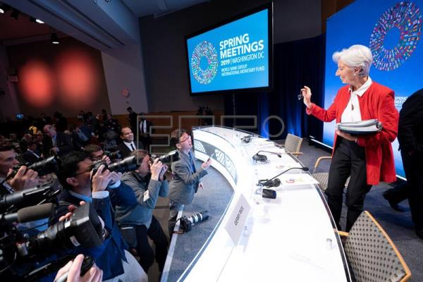 IMF chief welcomes Brexit extension | World | English
