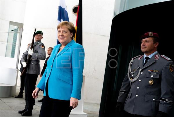 Finnish Prime Minister Rinne visits Berlin