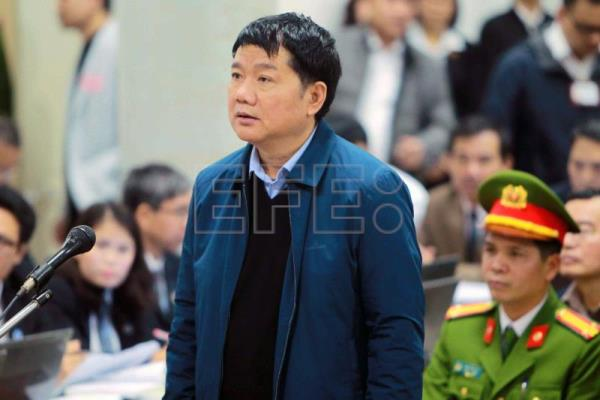 PetroVietnam ex-chief sentenced to 18 years in jail in Vietnam