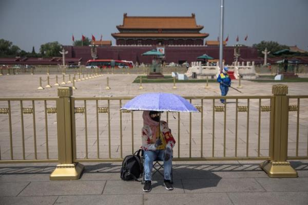 Paradox of prosperity: Of China's shrinking freedom and growing wealth