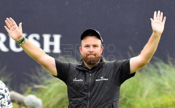El irlandés Lowry conquista The Open, su primer major