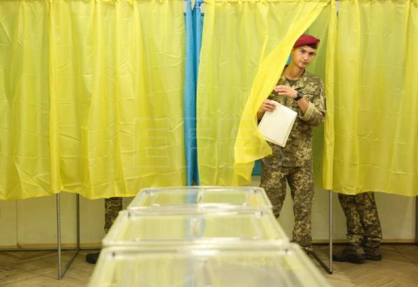Political test for Zelensky as Ukraine heads to parliamentary polls