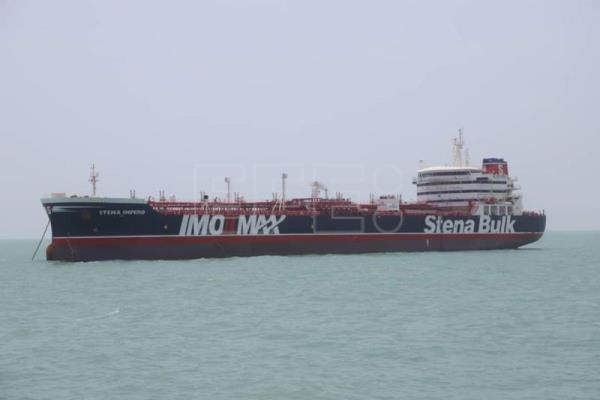 Iran warns UK against escalating tensions in tit-for-tat tanker seizures