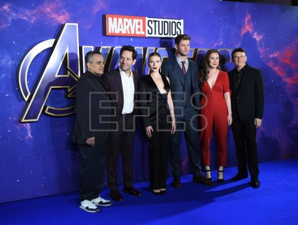 "Marvel arrasa Comic-Con con ""The Eternals"", ""Black Widow"", ""Thor"" y ""Blade"""