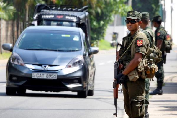 All suspects linked to Easter attacks dead or arrested, says Sri Lanka police