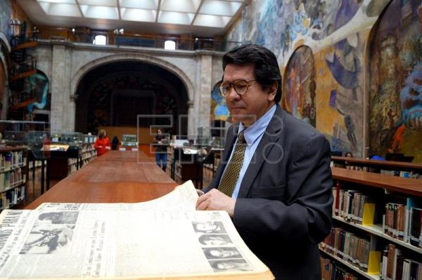 Mexican history lives on in the Miguel Lerdo de Tejada Library