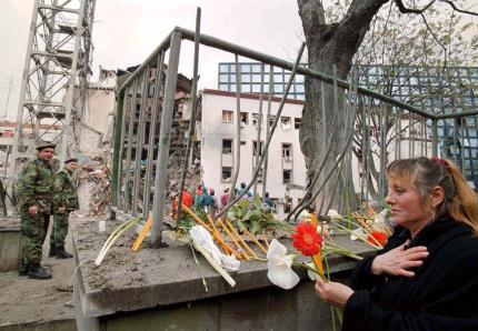 20 years on, NATO bombing victim wonders why he survived