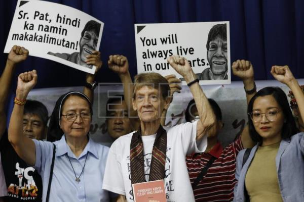 Australian nun forced to leave Philippines after visa