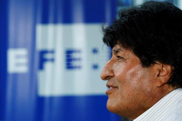 Morales says he fears civil war in Bolivia