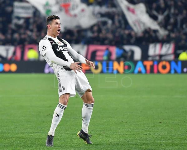 Juventus coach dispels fears of Ronaldo's potential ban