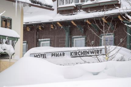 Hotel in Austrian Alps suffers damage after being hit by snow avalanche