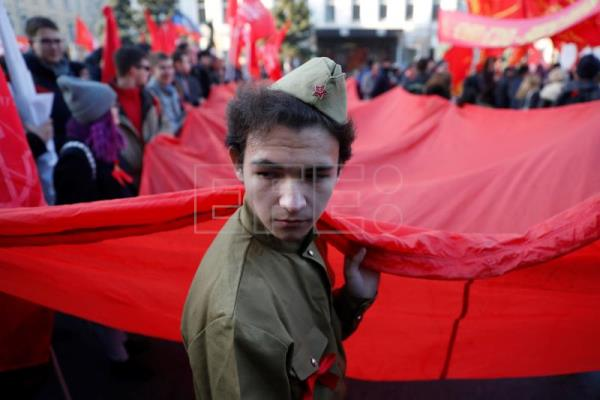 Russia commemorates legendary 1941 Red Army parade in Moscow's Red Square