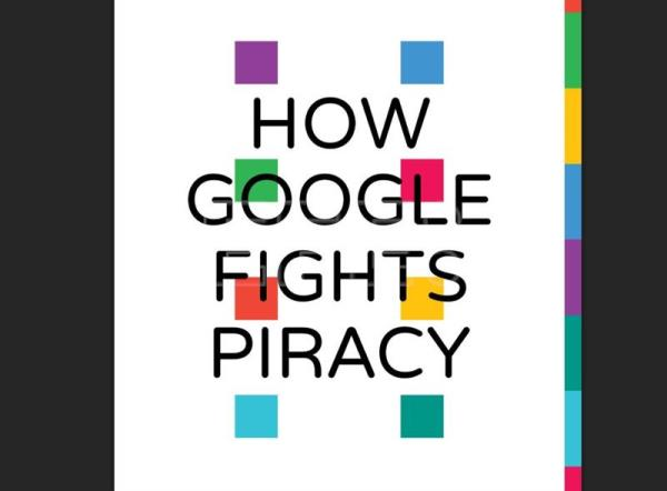 How Google fights piracy