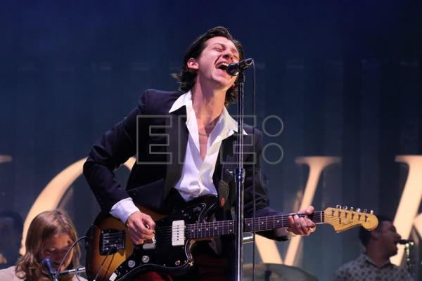 Jack White y Arctic Monkeys libran en Mad Cool el mundial del rock