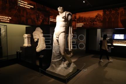 Spain's National Archeological Museum celebrates 150 years with 150 treasures