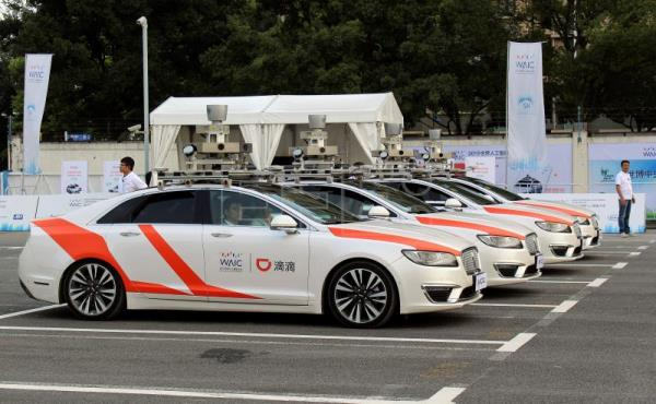 Robo-taxis set to hit Shanghai as companies test self-driving cars