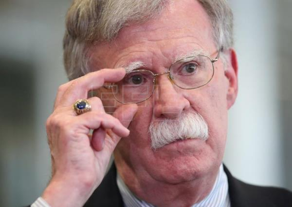 Trump dumps national security adviser Bolton after months of disagreements