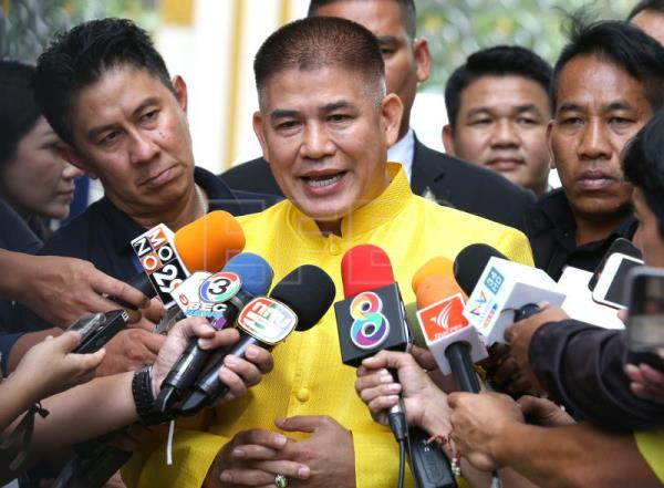 Scandal in Thailand after minister's jail term over drug trafficking surfaces