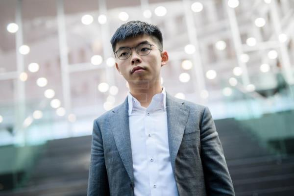 Joshua Wong: Hong Kong is the new Berlin in the new Cold War
