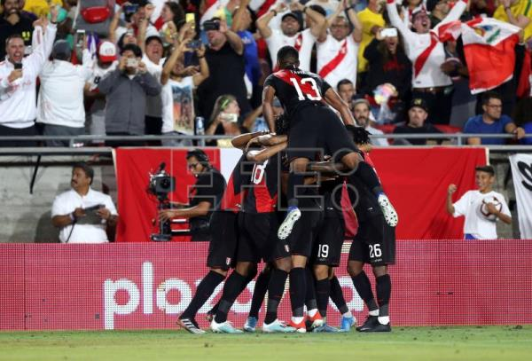 Peru avenges with 1-0 win over Brazil