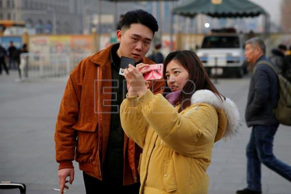 China expects almost 3 billion trips during New Year holiday