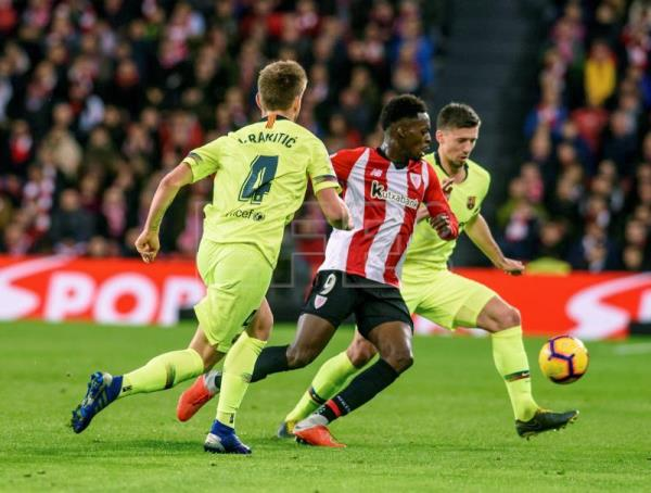 Ter Stegen saves Barcelona from defeat in 0-0 contest against Athletic Bilbao
