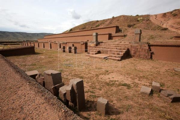 Unexpected finds increase mystery surrounding Tiahuanaco citadel