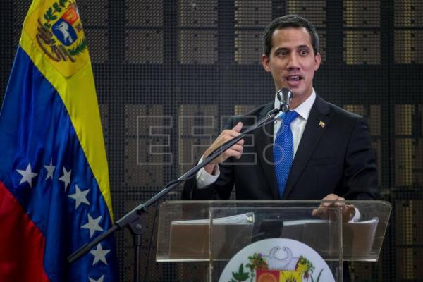 Venezuela's Guaido confirms talks in Norway with Maduro gov't