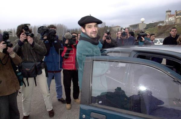 Leader of Basque armed group ETA seized in France after 17 years on the run
