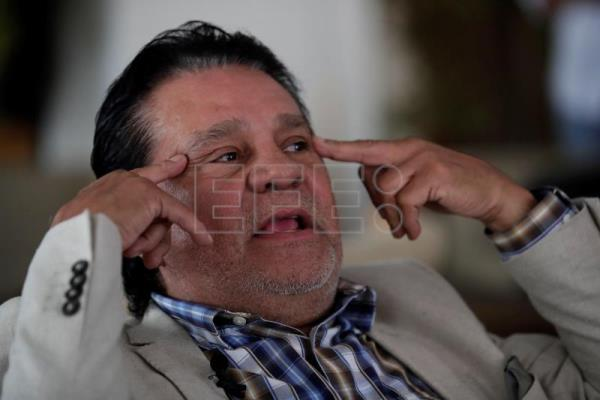 Legendary boxer Roberto Duran says his life has material for many films