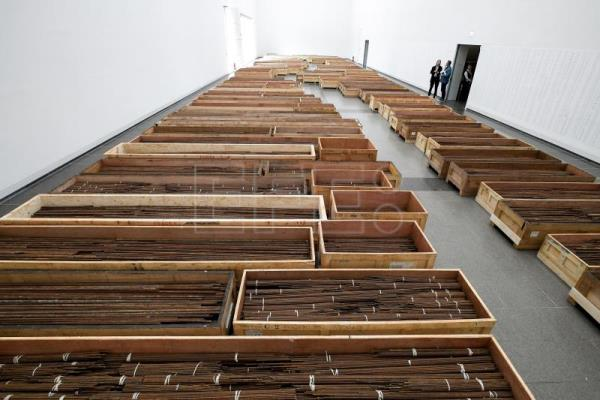 Ai Weiwei launches his biggest European retrospective in Germany