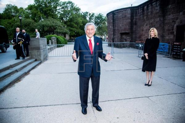 Star-studded opening for new Statue of Liberty museum