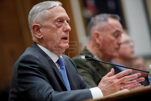 Mattis: Still no hard evidence of chemical attack in Syria