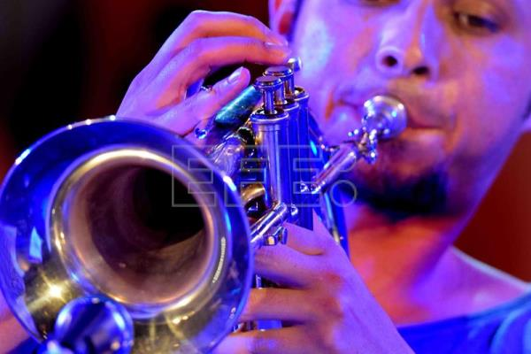 The southwestern Uruguayan city of Mercedes presents starting this Saturday the 11th Jazz on the Street festival, a night of musical exchanges that every year attracts musicians from around the world to perform onstage and off. EFE-EPA/Courtesy Jazz on the Street Cultural Movement