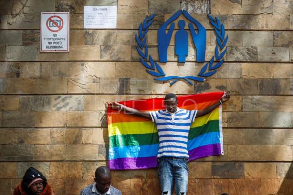 LGBT refugees in Kenya, trapped between homophobia, bureaucracy