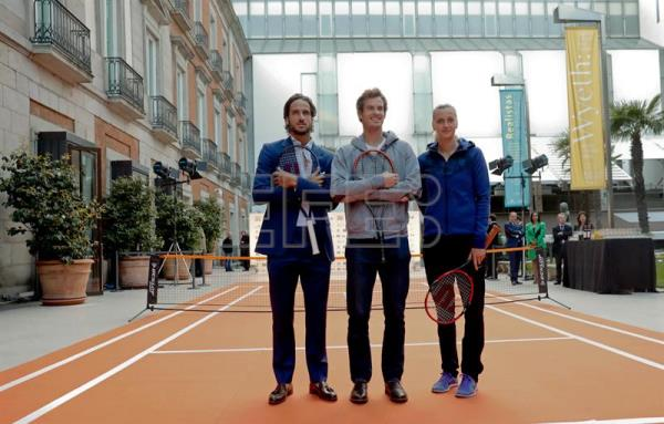 ¿Cuánto mide Andy Murray? - Altura - Real height Imagen