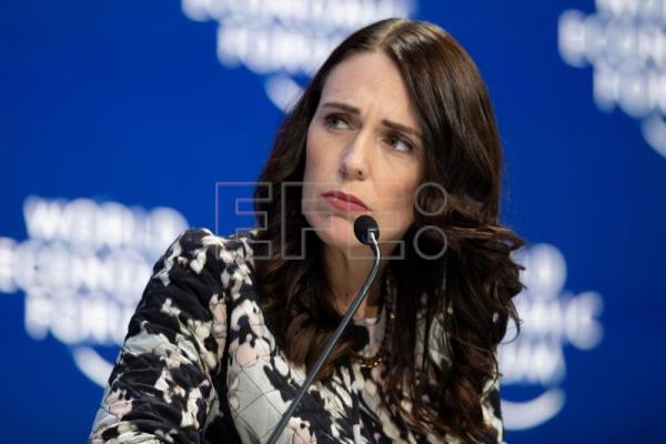 New Zealand prime minister urges global solution for social media violence