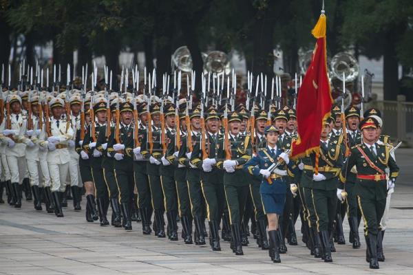 China names new army chief ahead of Communist party congress