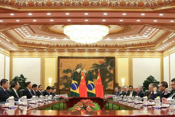 Brazil attracts Chinese investment for big infrastructure projects