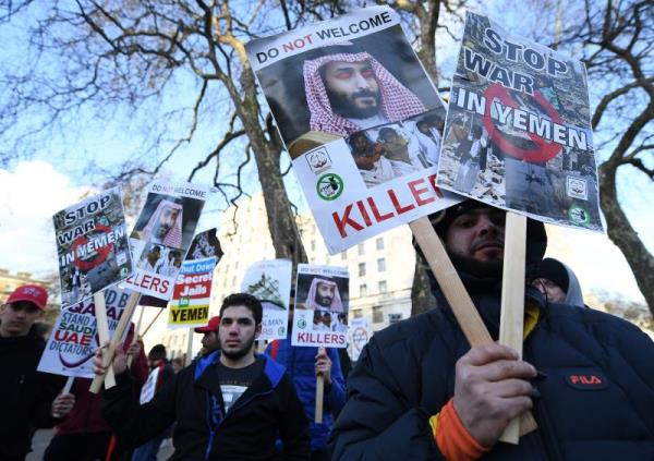 UK arms sale to Saudis unlawful, court rules