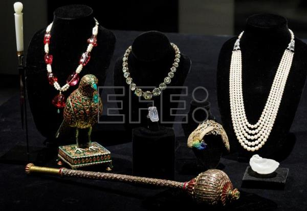 Indian jewels auctioned for $109.2 million