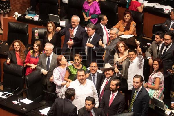 Mexico's Senate ratifies USMCA in extraordinary session