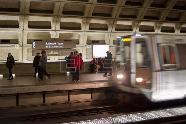 Un fallo eléctrico fue la causa del incidente mortal en metro de Washington