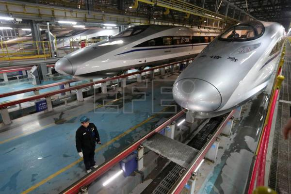 World's fastest train to begin running in September in China