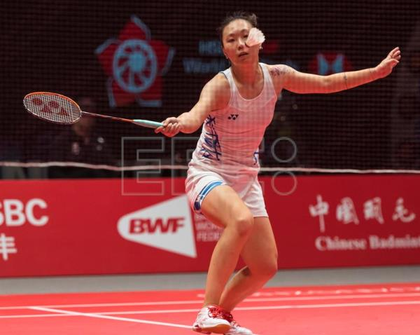 Tai Gets Off To Strong Start At Badminton S World Tour Finals
