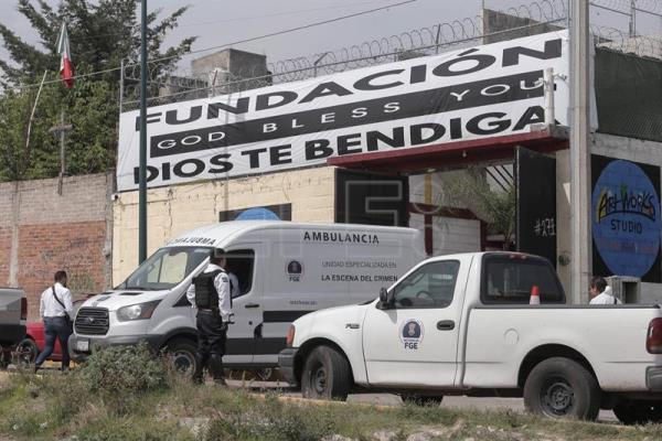 5 Killed in drug rehab center in western Mexico