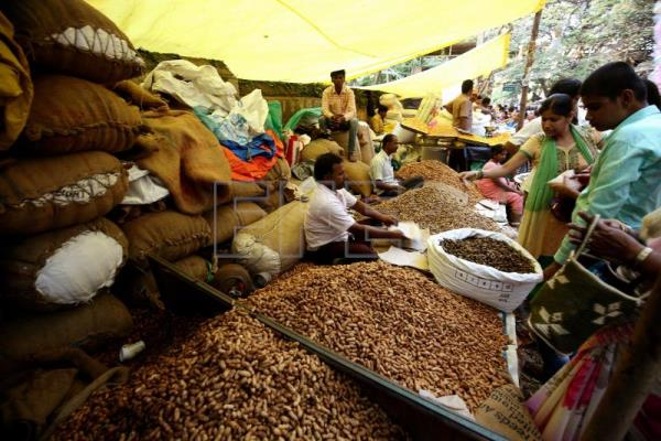 India celebrates the peanut in an age-old festival held in Bangalore