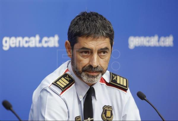 Spanish judge calls on Catalan police chief to testify in sedition probe