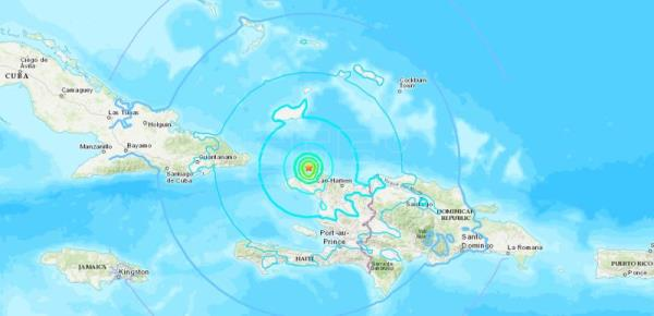 At least 11 dead after earthquake shakes northern Haiti